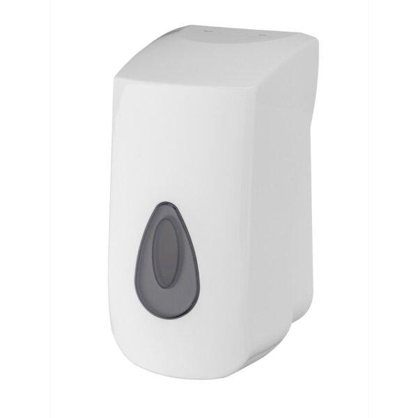 PlastiQline Seifenspender 400ml Kunststoff weiß - Artikel 5507