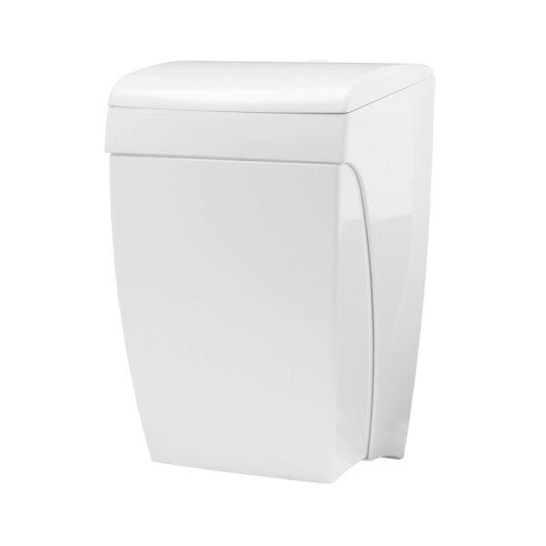 Abfallbehälter mit Knie-Bedienung 8 Liter, PQKBS - Artikel 5665