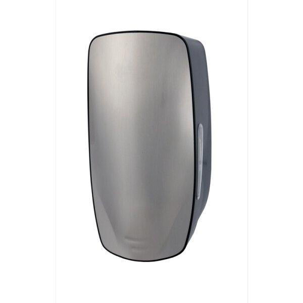 PlastiQline Exclusive Schaumseifenspender 900ml Edelstahl/Kunststoff - Artikel 5702