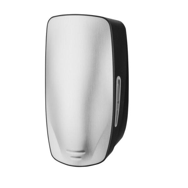 PlastiQline Exclusive WC-Sitzreinigerspender 900ml. Edelstahl/Kunststoff - Artikel 5708