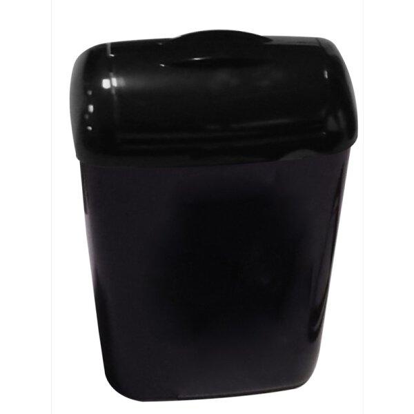 PlastiQline2020 Hygiene-Abfallbehälter Kunststoff schwarz- Artikel 5748