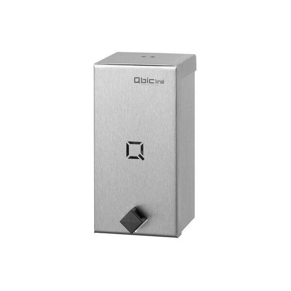 Qbic-line WC-Sitzreinigerspender 400ml, Edelstahl - Artikel 7280