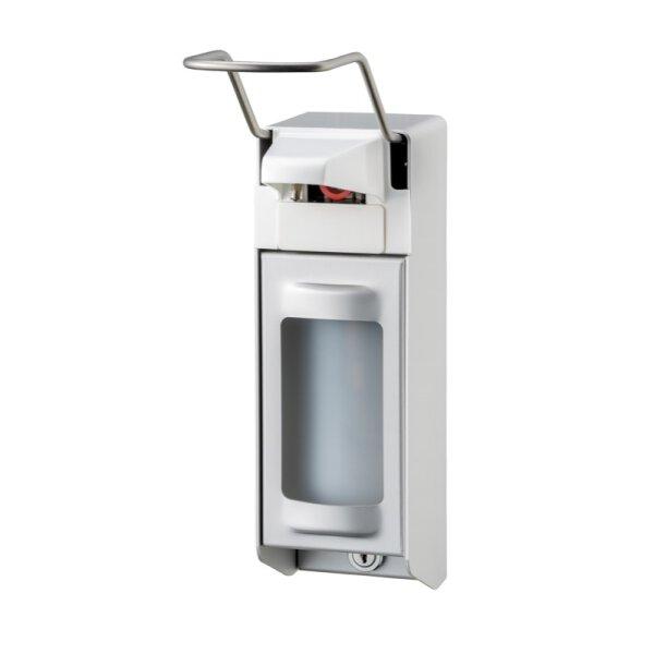 MediQo-line Desinfektion/Seifen-Spender LH 500ml  Aluminium - artikel 8020