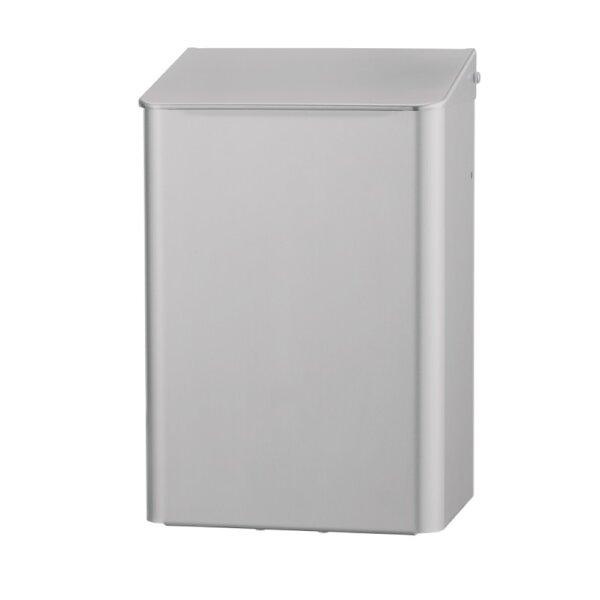 MediQo-line Abfallbehälter 6 Liter Aluminium - Artikel 8200