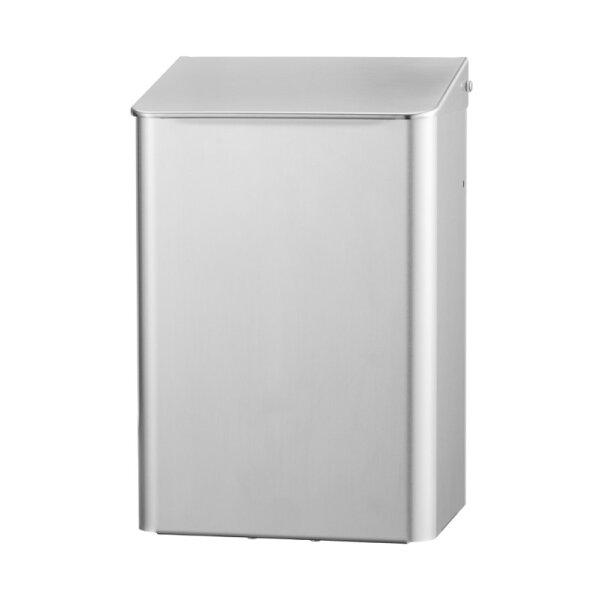 MediQo-line Abfallbehälter 6 Liter Edelstahl - Artikel 8210