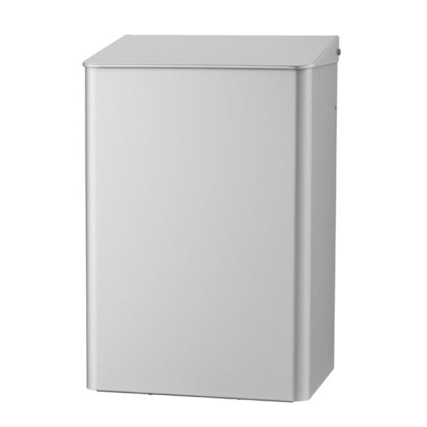 MediQo-line Abfallbehälter 15 Liter Aluminium - Artikel 8220