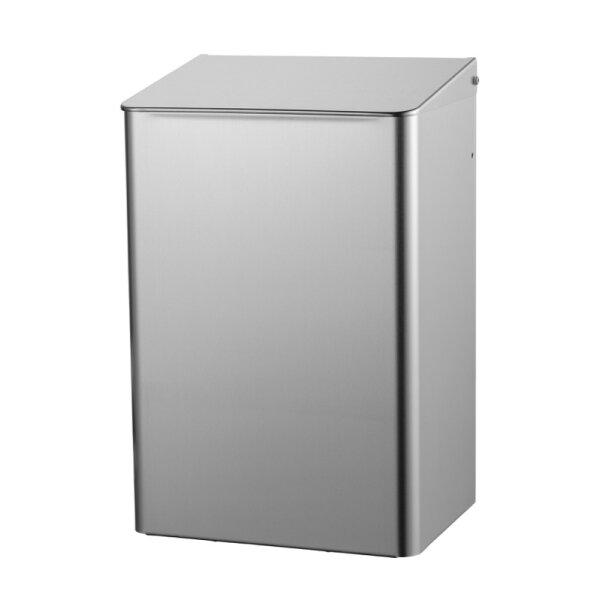 MediQo-line Abfallbehälter 15 Liter Edelstahl - Artikel 8230