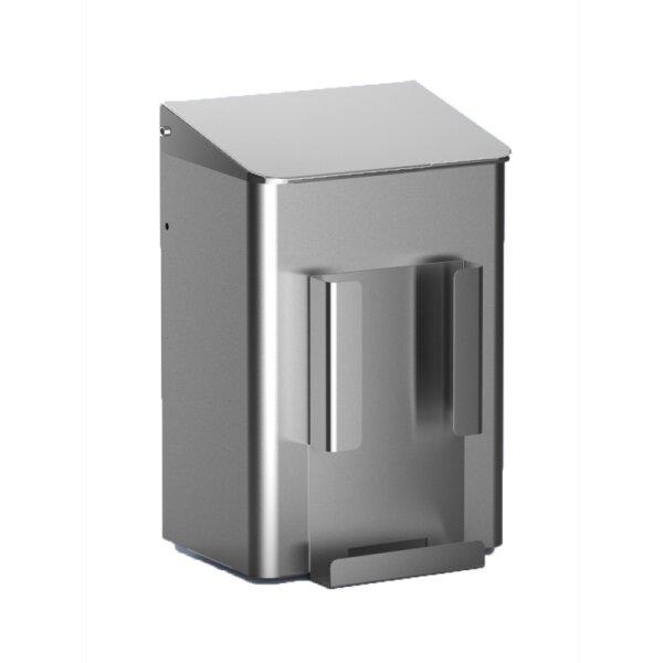 MediQo-line Hygiene-Abfallbehälter 6 liter Edelstahl - artikel 8250