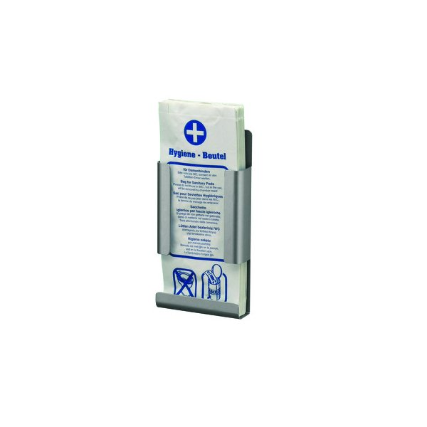 MediQo-line Hygienebeutelhalter Aluminium - artikel 8265