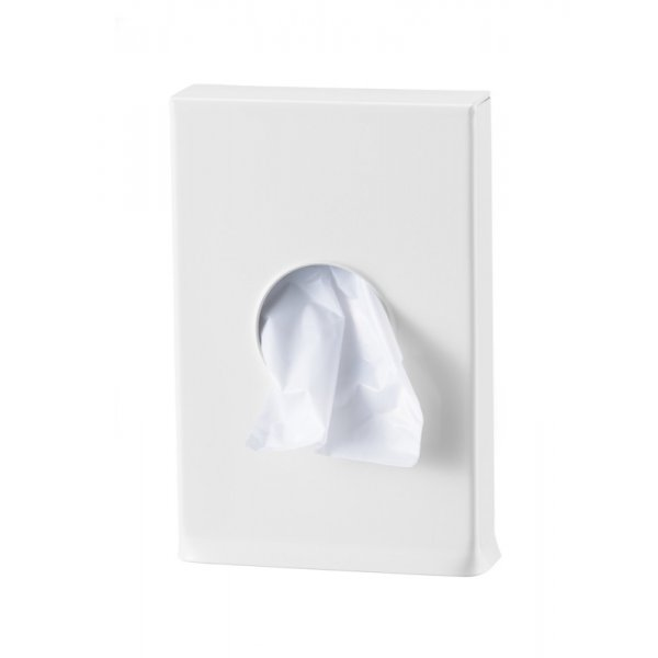 MediQo-line Hygienebeutelhalter weiß -  artikel 8285