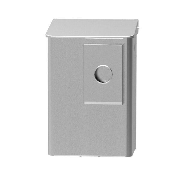 MediQo-line Hygiene-Abfallbehälter 6 liter Edelstahl - artikel 8403