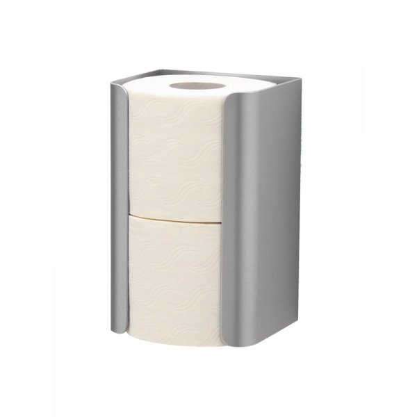 MediQo-line Ersatzrollenhalter DUO Aluminium - artikel 8415