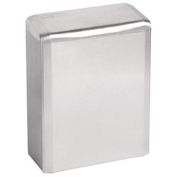 Mediclinics Hygiene-Abfallbehälter geschlossen  6 liter Hochglanz - Artikel 11091