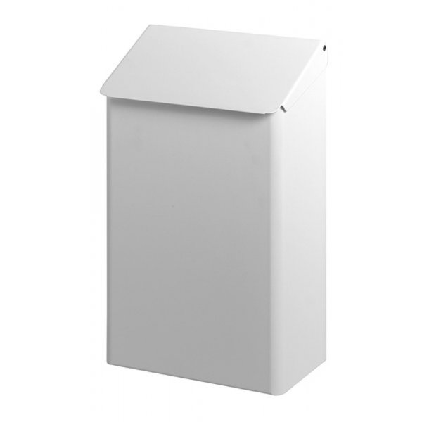 Dutch Bins Abfallbehälter 7 Liter weiß - Artikel 13053