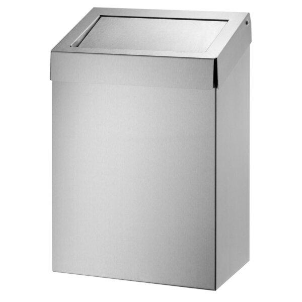 Dutch Bins Abfallbehälter 20 Liter Edelstahl - Artikel 13075