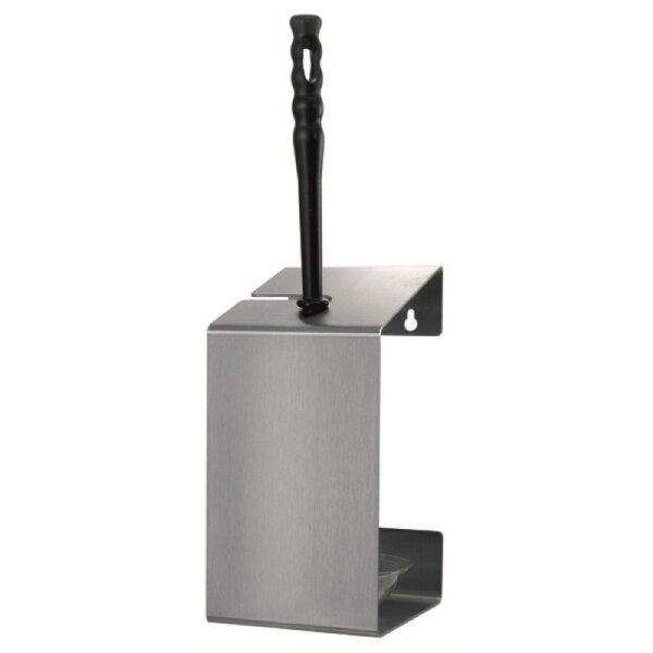 MediQo-Line Toilettenbürstenhalter Edelstahl - Artikel 13206