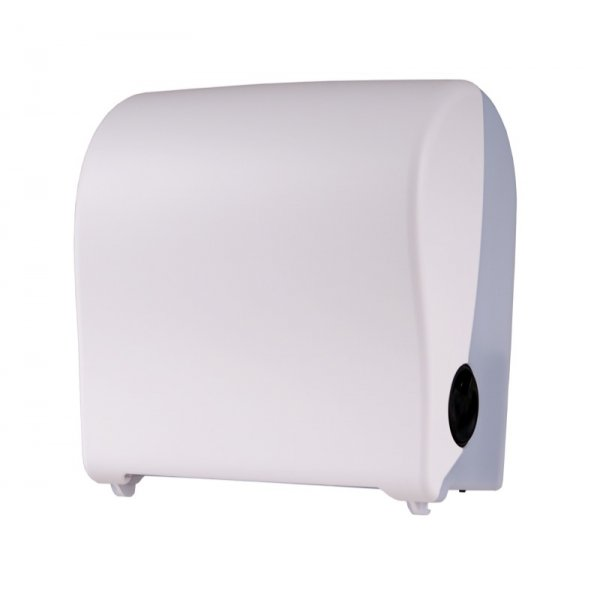 PlastiQline Handtuchrollenspender Kunststoff weiß - Artikel 14160