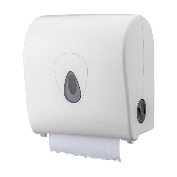 PlastiQline Handtuchrollenspender Kunststoff weiß - Artikel 14170
