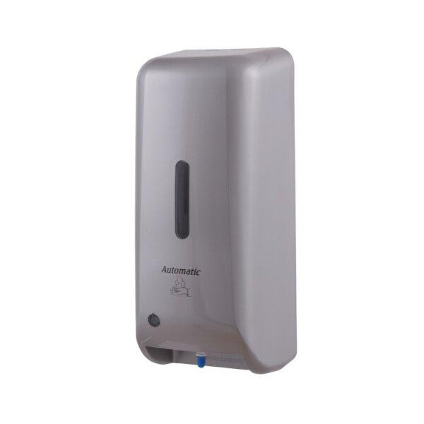 MediQo-line Seifenspender automatisch Kunststoff Edelstahl Optik - Artikel 14207
