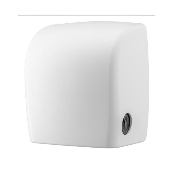 PlastiQline Handtuchrollen Spender Kunststoff weiß