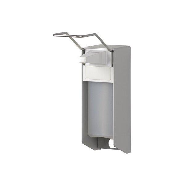 MediQo-line Desinfektion/Seifen-Spender LH 500ml  Aluminium - ingo-man Version