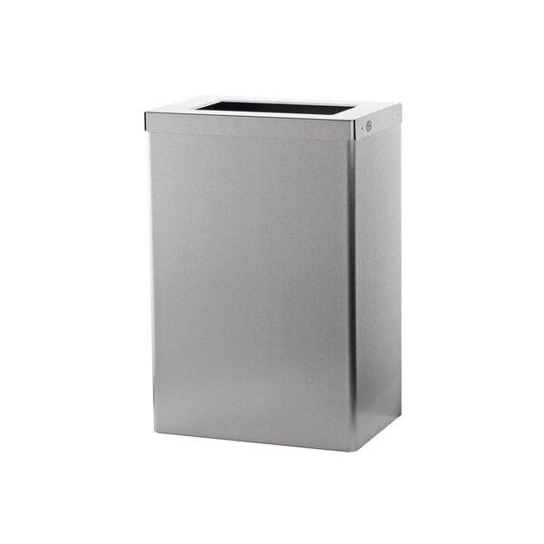 SanTRAL Abfallbehälter offen 50 Liter