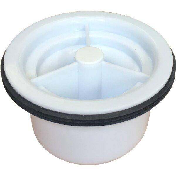 Nood Geruchsverschluss für Boden- und Duschablauf
