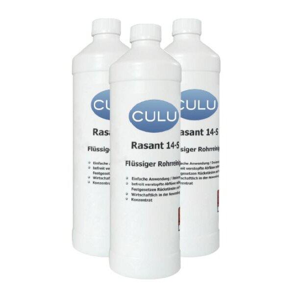 Rasant14S flüssiger Rohrreiniger