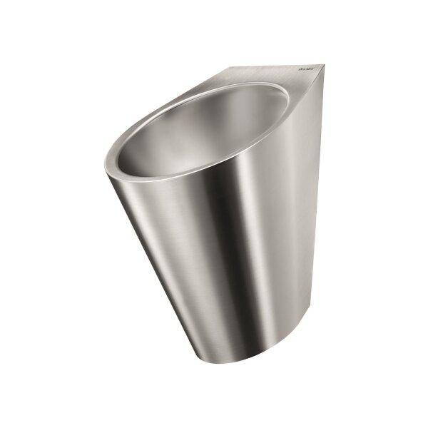 Wasserloses Urinal FINO WF Edelstahl
