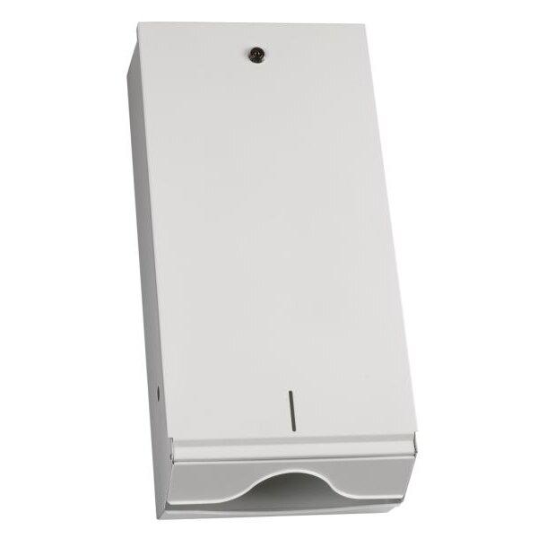 Papierhandtuchspender Weiß
