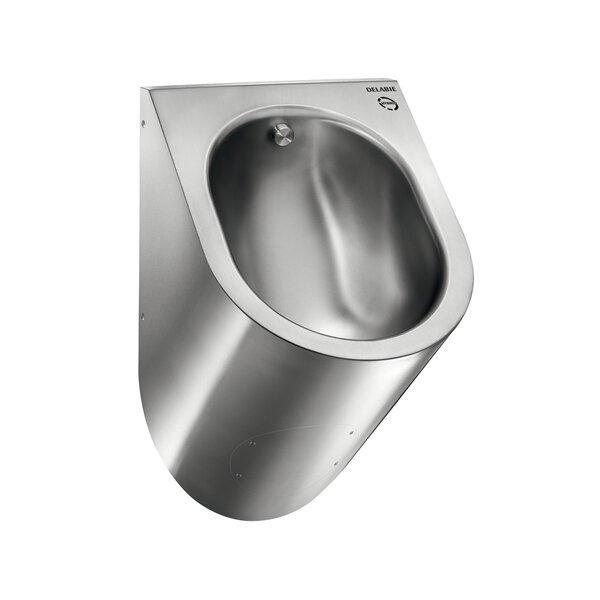 Urinal HYBRIMATIC FINO Edst. 1.4301 satiniert Netzbetrieb Unterputz