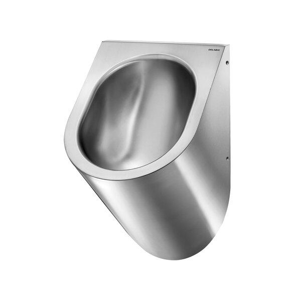 Urinal DELTA WF wasserlos wandh.Edst. 1.4301 satiniert (ex-0311170000)