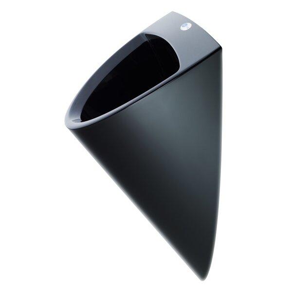 Urinal CULUone, schwarz