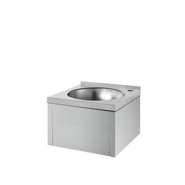 Waschtisch SXS ohne Armatur Edst. 1.4301 satiniert