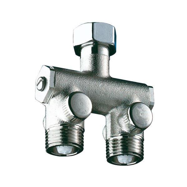 Vormischer COMPACT für Waschtisch G1/2B, mit Rückflussverhinderern