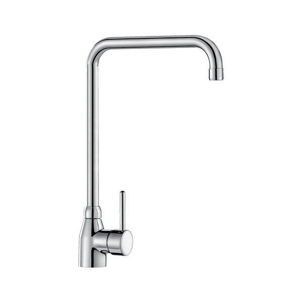Einhebelmischer für Waschtisch, Schwenkauslauf H. 315 L. 300 mm, ohne Ablaufgarnitur