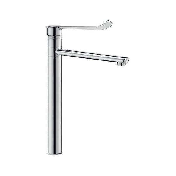 Einhebelmischer Schwenkauslauf L250 H305 Hygienehebel