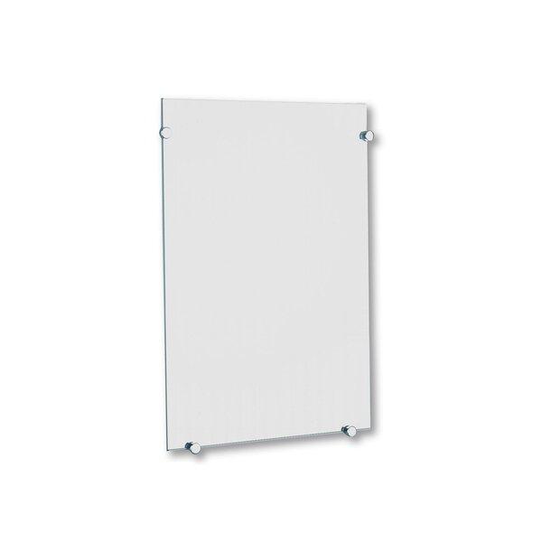 Spiegel rechteckig 360 x 480 Stärke 6 mm