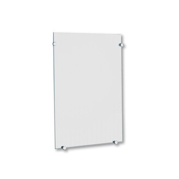 Spiegel rechteckig 500 x 750 Stärke 6 mm