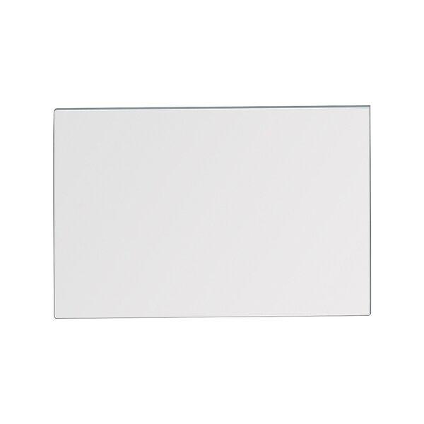 Spiegel bruchsicher 10x485x585 mm Edst. spiegelpol.