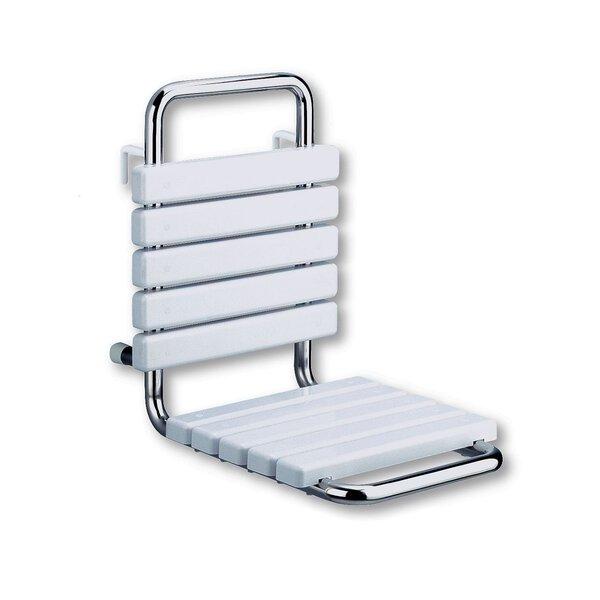Dusch-Einhängesitz mit Latten