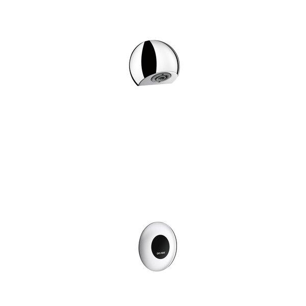 Duschkombination TEMPOMATIC G1/2B TC 150mm 230/12V + ROUND DU-Kopf