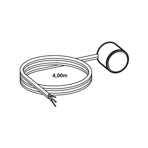 Sensor für TEMPOMATIC WC mit Kabel L. 4 m