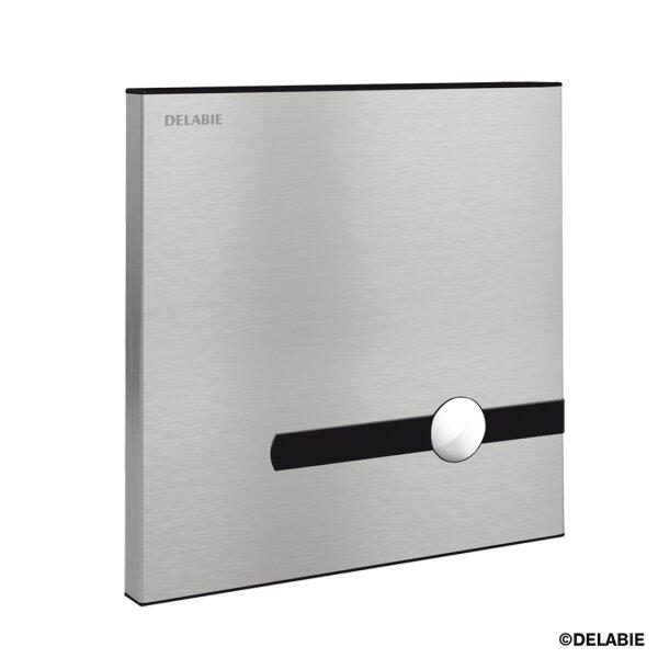 TEMPOMATIC WC duale Steuerung Unterputz Edelstahl 230/6V Set 2/2