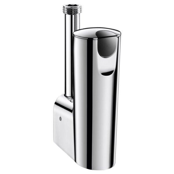 Urinal-Spülarmatur TEMPOMATIC 4 G1/2B Durchgangsform mit 6V Batterien WA 35