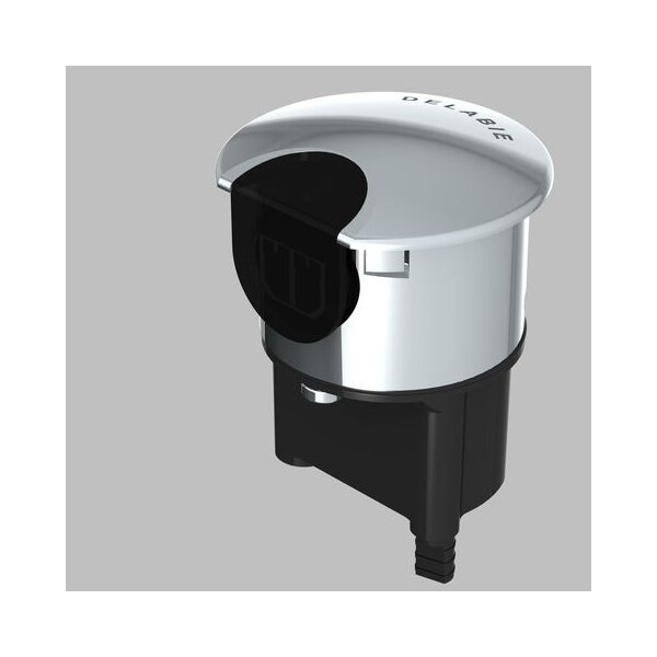 Elektronik-Box mit 6V Batterie integriert für TEMPOMATIC 3 Urinal