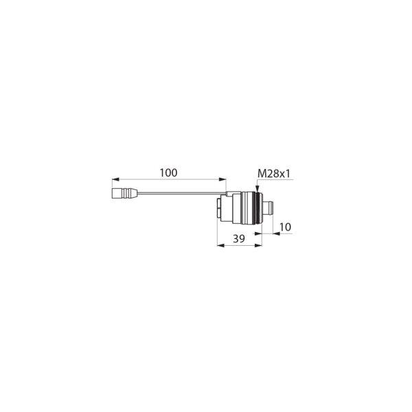 Magnetventil M für TEMPOMATIC 3 Waschtisch (Ersetzt durch Art. 479749)