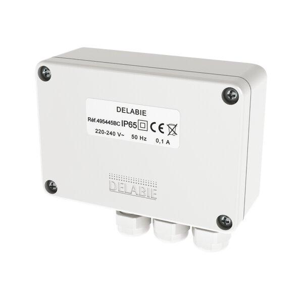 Elektronik-Box mit 6V Batterie für TEMPOMATIC Armaturen