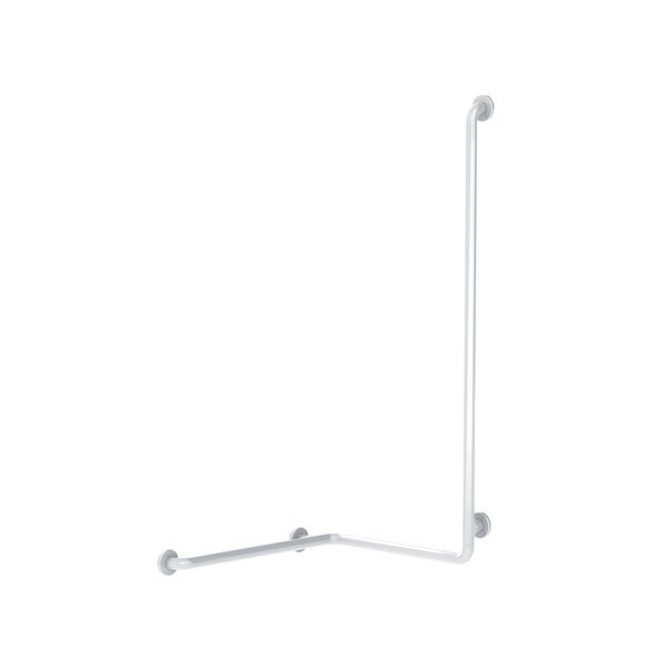 Handlauf für Dusche D32 mm Nylon weiß