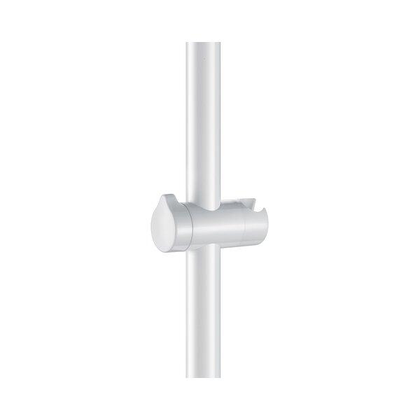 Schieber für Handbrause Nylon weiß für Griff D32mm